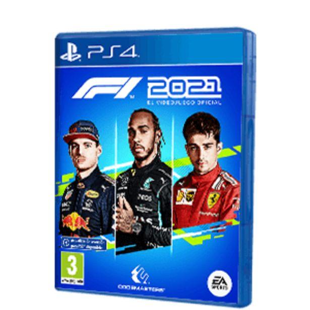 Oferta de F1 2021 por 59,95€