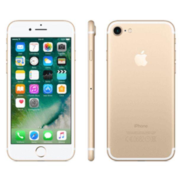 Oferta de IPhone 7 32Gb Oro por 179,95€