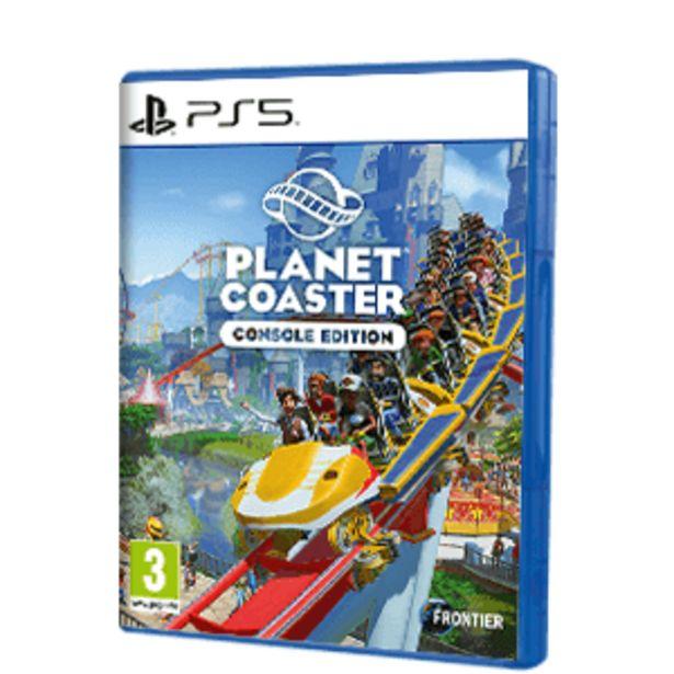 Oferta de Planet Coaster por 34,95€
