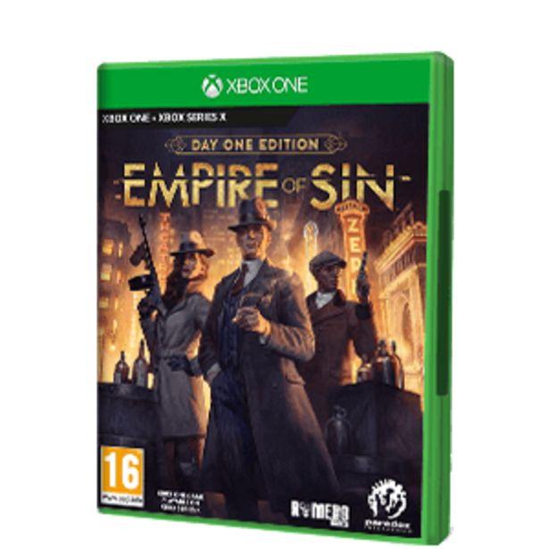 Oferta de Empire of Sin - Day One Edition por 19,95€
