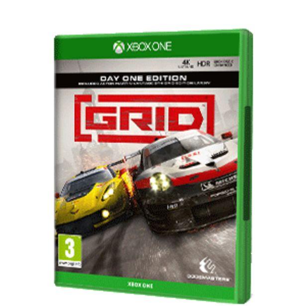 Oferta de GRID Day One Edition por 17,95€