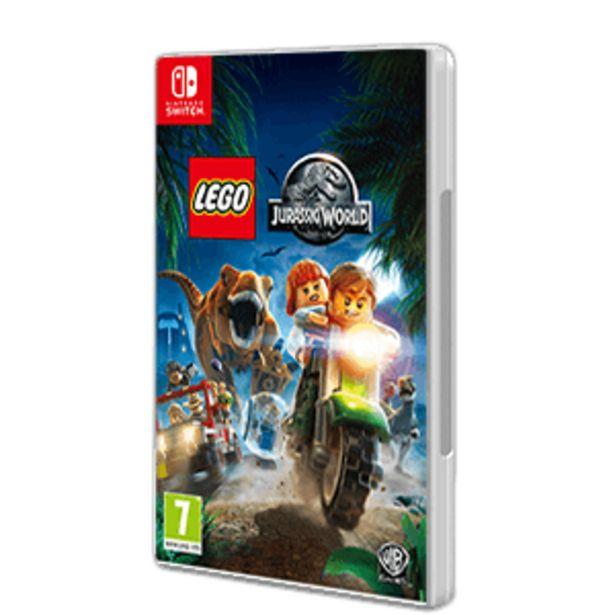 Oferta de LEGO Jurassic World por 34,95€
