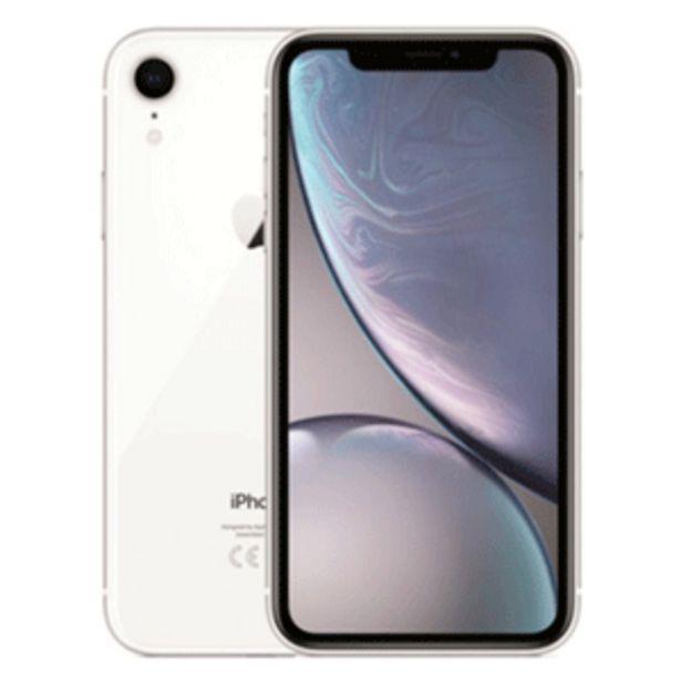 Oferta de IPhone Xr 64Gb Blanco por 449,95€