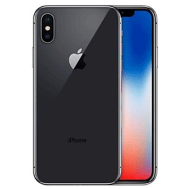 Oferta de IPhone X 64gb Gris espacial por 379,95€