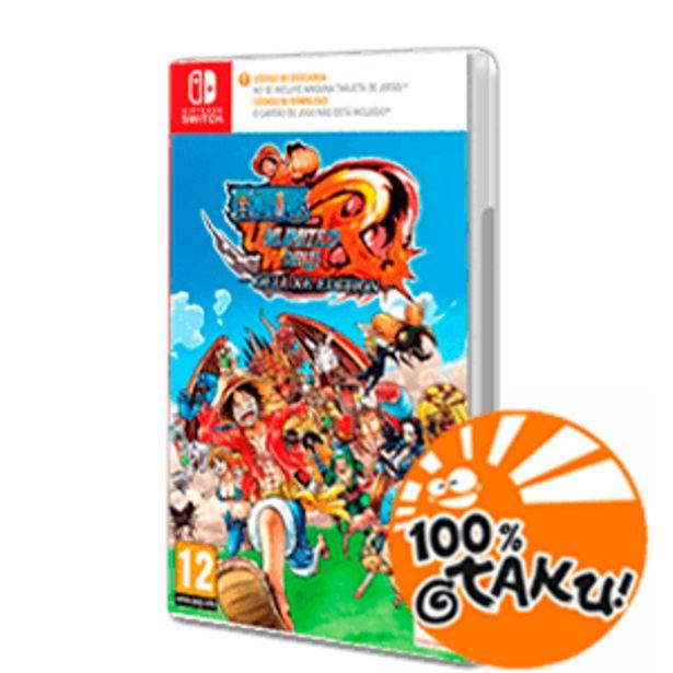 Oferta de One Piece Unlimited World Red (CIAB) por 19,95€