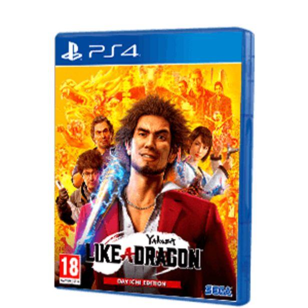 Oferta de Yakuza Like a Dragon - Day Ichi Edition por 29,95€
