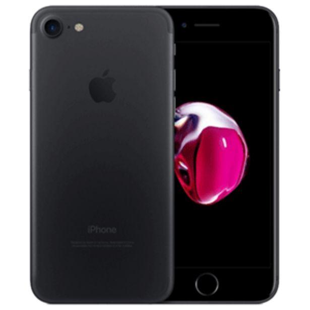 Oferta de IPhone 7 128Gb Negro mate por 229,95€