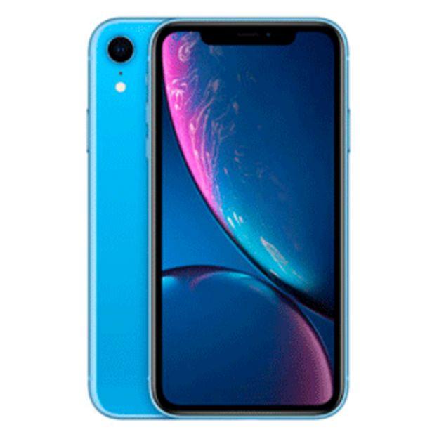 Oferta de IPhone Xr 64Gb Azul Libre por 449,95€