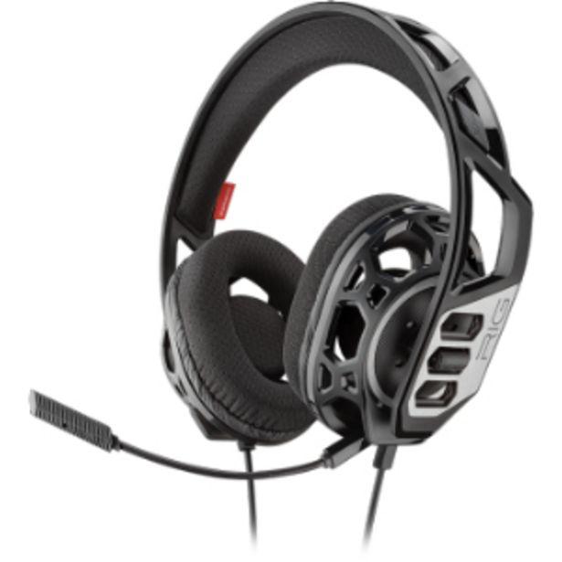 Oferta de Auriculares Rig 300HC NSW-PC - Auriculares Gaming por 19,95€