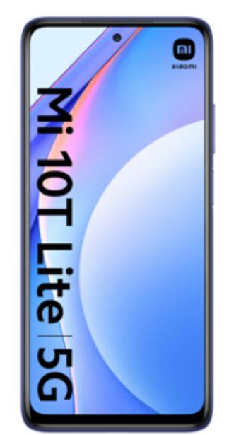 Oferta de Xiaomi Mi 10T Lite 5G azul atlántico por 90€