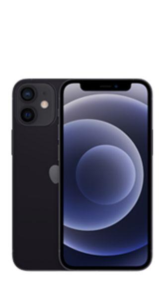 Oferta de Apple iPhone 12 mini 128 GB negro con 5G por 645€