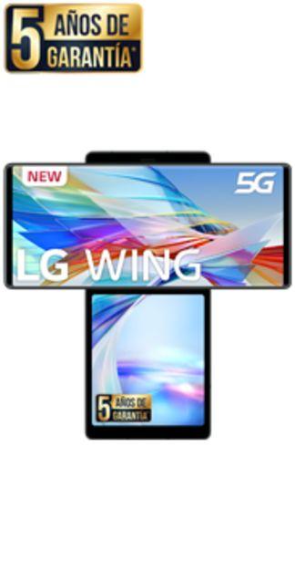 Oferta de LG Wing 5G gris por 690€