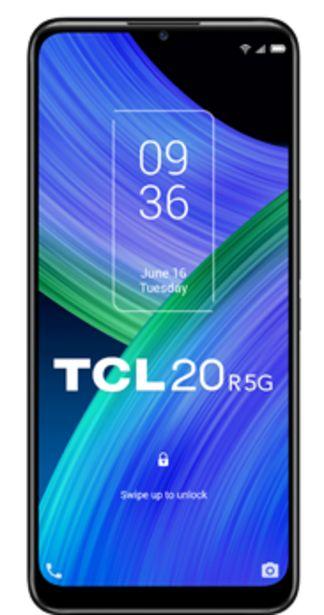 Oferta de TCL 20 R 5G 128GB negro por 90€