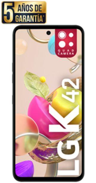 Oferta de LG K42 verde por 24€