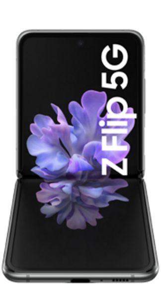 Oferta de Samsung Galaxy Z Flip 5G mystic gray por 855€
