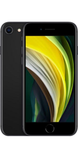 Oferta de Apple iPhone SE 128GB negro por 435€