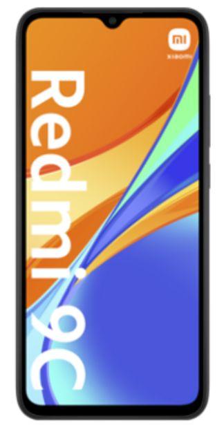Oferta de Xiaomi Redmi 9C negro por 24€