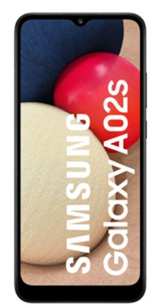 Oferta de Samsung Galaxy A02S negro por 36€