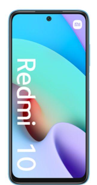 Oferta de Xiaomi Redmi 10 azul por 108€