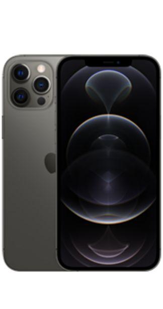 Oferta de Apple iPhone 12 Pro Max 512 GB grafito con 5G por 1410€