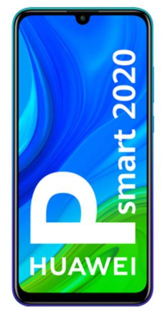 Oferta de Huawei P smart 2020 azul por 24€