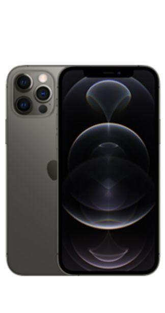Oferta de Apple iPhone 12 Pro 128 GB grafito con 5G por 1020€