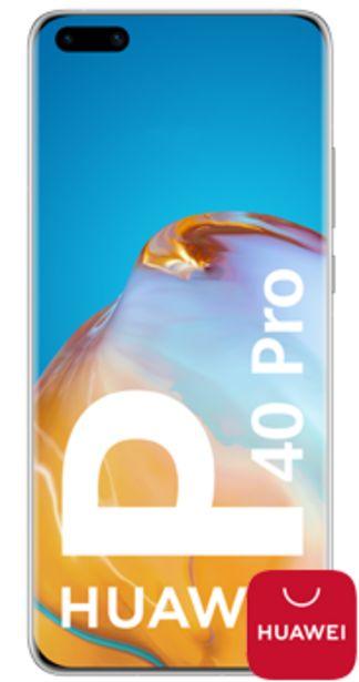 Oferta de Huawei P40 Pro 5G gris por 465€