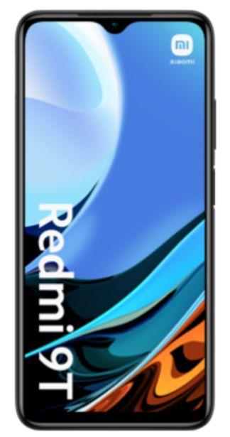 Oferta de Xiaomi Redmi 9T negro por 24€