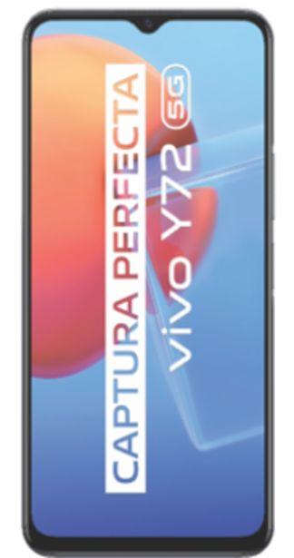 Oferta de Vivo Y72 5G negro por 90€