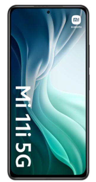 Oferta de Xiaomi Mi 11i 5G 256GB negro por 450€