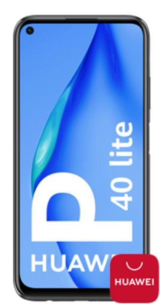 Oferta de Huawei P40 lite Midnight Black por 108€