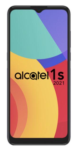 Oferta de Alcatel 1S (2021) Dual SIM azul por 24€