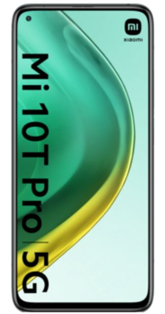 Oferta de Xiaomi Mi 10T Pro 5G negro por 412,5€