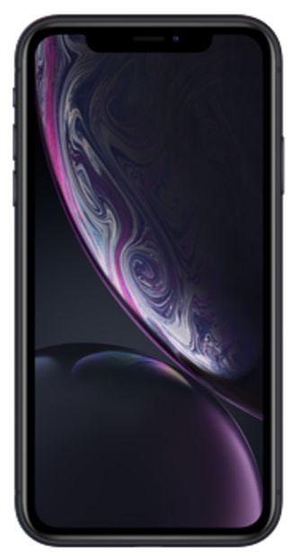 Oferta de Apple iPhone XR 64 GB negro por 486€