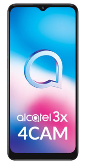 Oferta de Alcatel 3X 4CAM negro por 24€