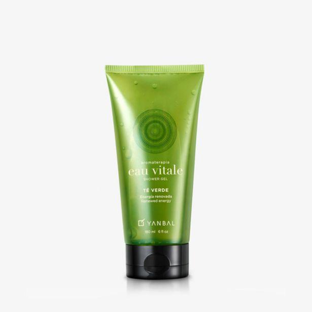 Oferta de Eau Vitale Gel de ducha Té Verde por 14€