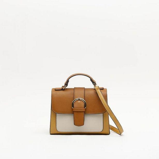 Oferta de Ena bolso de mano y bandolera pequeño por 15€