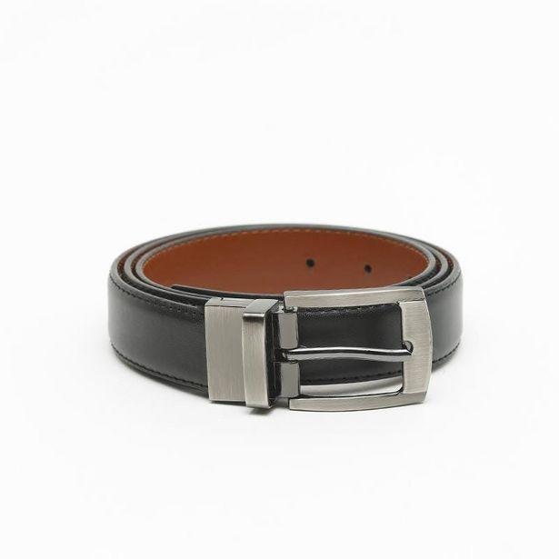 Oferta de Reversible cinturón de hombre por 9,99€