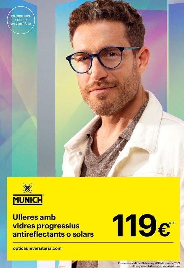 Oferta de Gafas por 119€