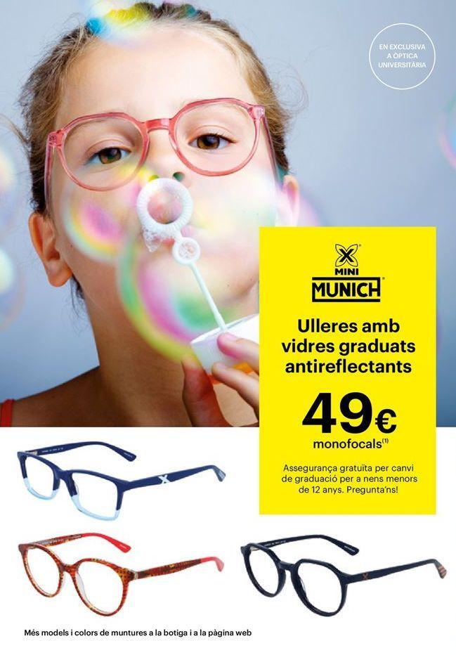 Oferta de Gafas por 49€