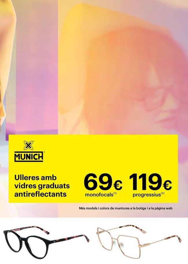 Oferta de Gafas por 69€