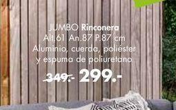 Oferta de Rinconera Jumbo por 299€