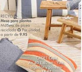 Oferta de Mesa para plantas RECYCLE  por 9,95€