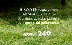 Oferta de Elemento central JUMBO  por 249€
