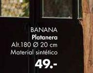 Oferta de PLATANERA BANANA por 49€