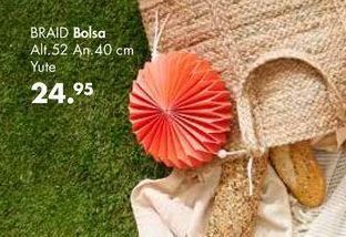 Oferta de Bolsas BRAID  por 24,95€