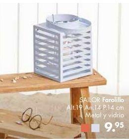 Oferta de Farolillo SAILOR  por 9,95€