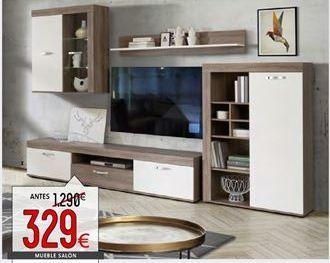 Oferta de Muebles de salón por 329€