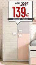 Oferta de Armarios por 139€
