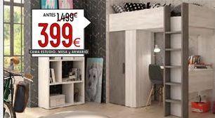 Oferta de Camas por 399€